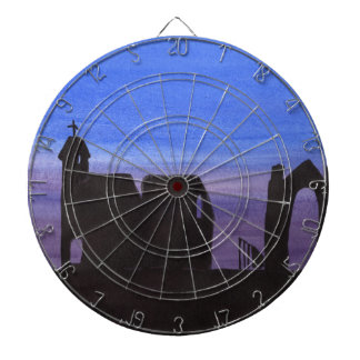 Ruins In the Gloaming Dart Boards