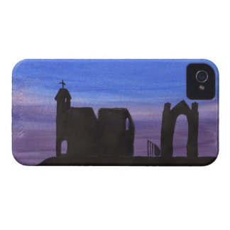 Ruins In the Gloaming iPhone 4 Cases