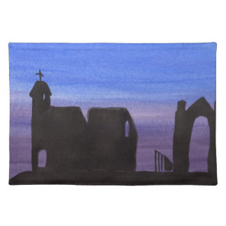 Ruins In the Gloaming Placemat