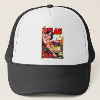 Rulah and the Big Ape Trucker Hat