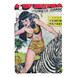 Rulah, Jungle Goddess Case For The iPad Mini