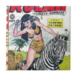Rulah, Jungle Goddess Tile