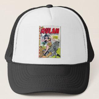 Rulah, Jungle Goddess Trucker Hat