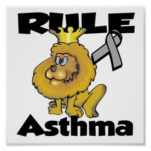 Rule Asthma Posters