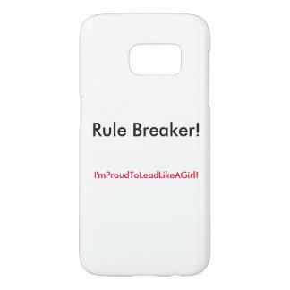 Rule breaker!