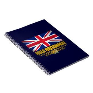 Rule Britannia! Notebook