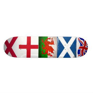 Rule Brittania 19.7 Cm Skateboard Deck