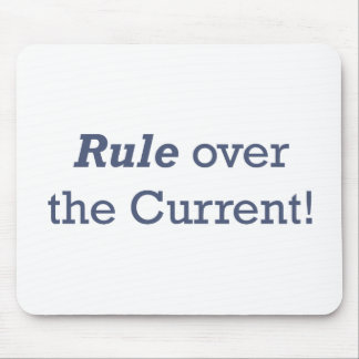 Rule / Current Mouse Pad