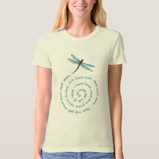Rule of 3 - Witch's law -Wiccan Rede T-Shirt