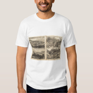Rule Ranch Old Fort Ross Meeker Bros Tshirts