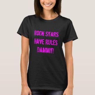 Rules of Rock Stars Women's T-Shirt