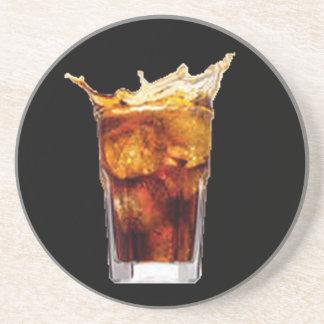 Rum & Cola Coaster