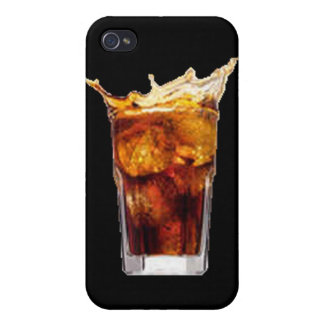 Rum & Cola Speck Case iPhone 4 Covers