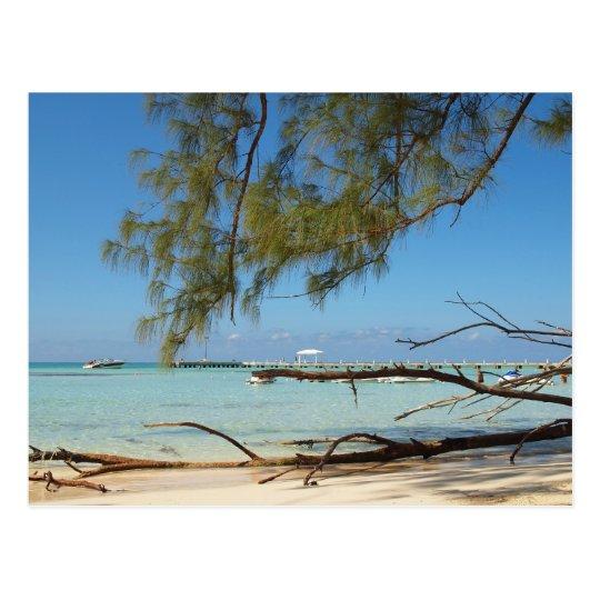 Rum Point - Cayman Islands Postcard