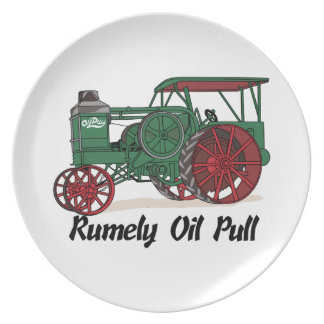 Rumely Oil Pull Tractor Plates