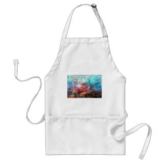 Rumi Uplifting Quote About Energy And Universe Standard Apron