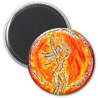 Rumi's Sun Magnet