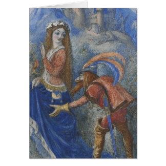 Rumpelstiltskin, Card