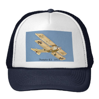 Rumpler C1  1915 Cap