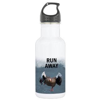 Run away 532 ml water bottle