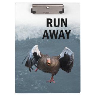 Run away clipboard