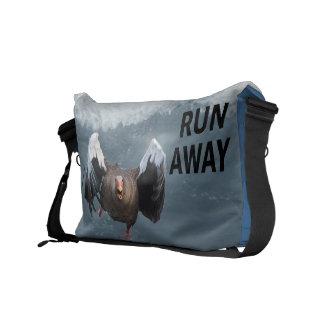 Run away courier bags