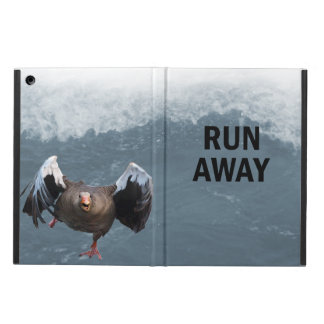 Run away cover for iPad air