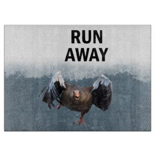Run away cutting board
