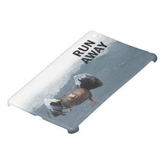 Run away iPad mini case