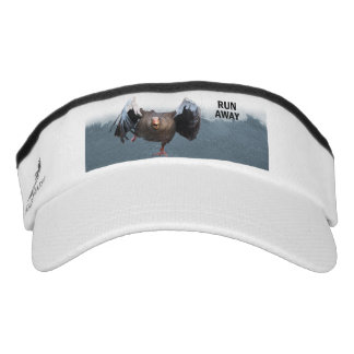 Run away visor