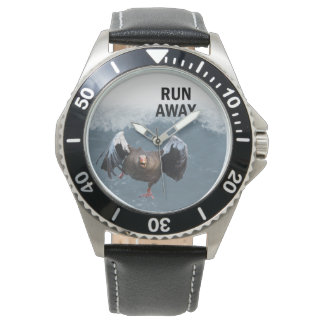 Run away watch