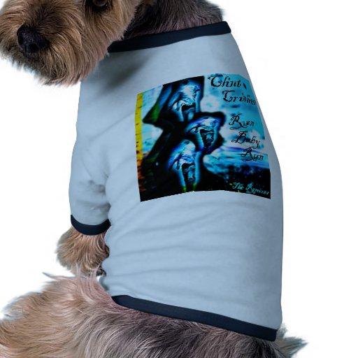 "Run Baby Run ""The Remixes"" by Clint Crisher Dog Shirt"