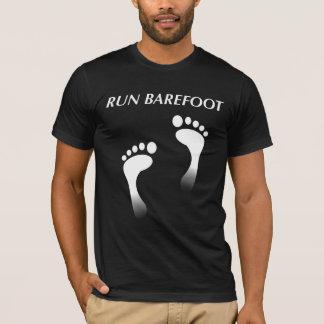 Run Barefoot T-Shirt