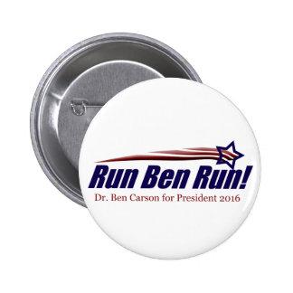 Run Ben Run Products 6 Cm Round Badge