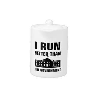 Run better than the Government