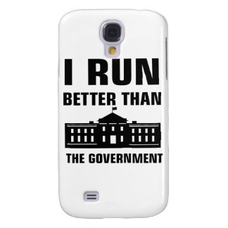 Run better than the Government Galaxy S4 Case