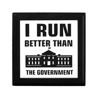 Run better than the Government Gift Box