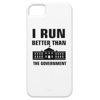 Run better than the Government iPhone 5 Case