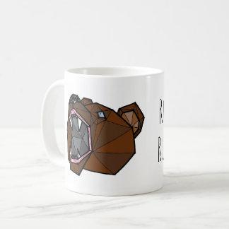 Run Brave Coffee Mug