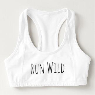 Run Brave Sports Bra