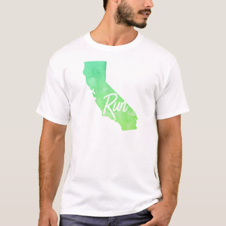 Run California T-Shirt