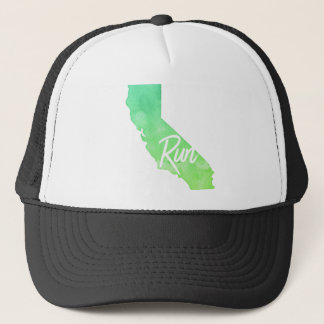 Run California Trucker Hat
