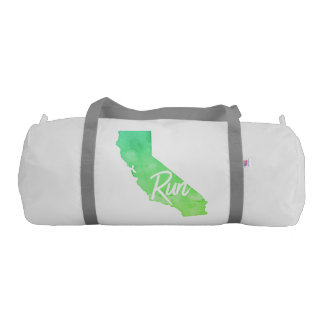 Run California Workout Bag