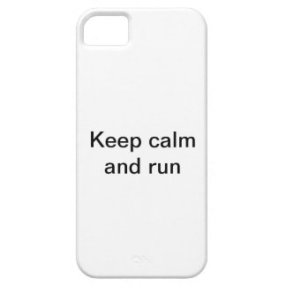 Run Case For The iPhone 5