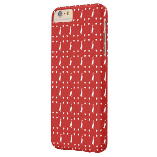 Run duck, red barely there iPhone 6 plus case