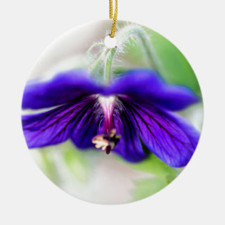 Run flower ornaments