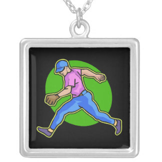 run for it custom necklace