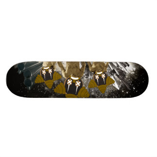 Run for the space skate decks