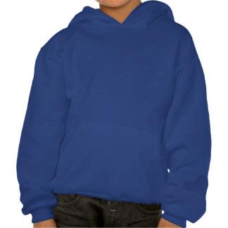 Run Free Berner Puppy kids hoodie