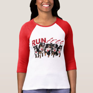 Run Free Berner women's shirt